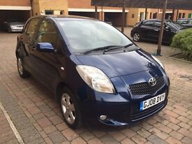 Toyota Yaris Automatic Petrol (new MOT until 22/12/17)