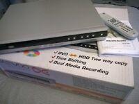 DAEWOO DVD/HDD RECORDER 80GB (DH-6100P)