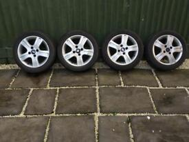 Ford Fiesta wheels mk6