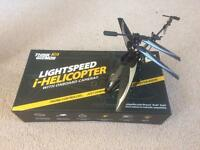 R/C helicopter with camera