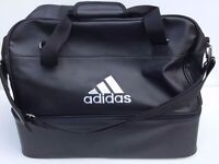 Adidas PU Team bag Black/white