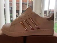 Adidas superstar and gazelle can deliver local