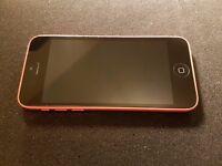 Apple iPhone 5C 16GB Pink Factory Unlocked Good condition