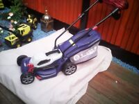 Spear and jackson lawnmower