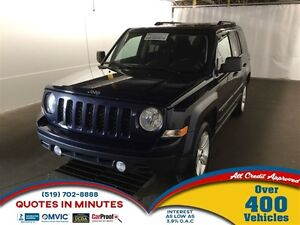 2015 Jeep Patriot NORTH | AWD | ROOF | MUST SEE