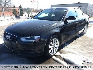 2013 Audi A4 2.0T (Multitronic) | SUNROOF | XENON | NO ACCIDENT