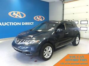 2013 Nissan Murano SV, AWD, FINANCE NOW!!
