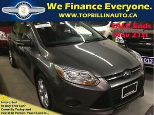 2013 Ford Focus SE BLUETOOTH, HEATED SEATS, Low Kms