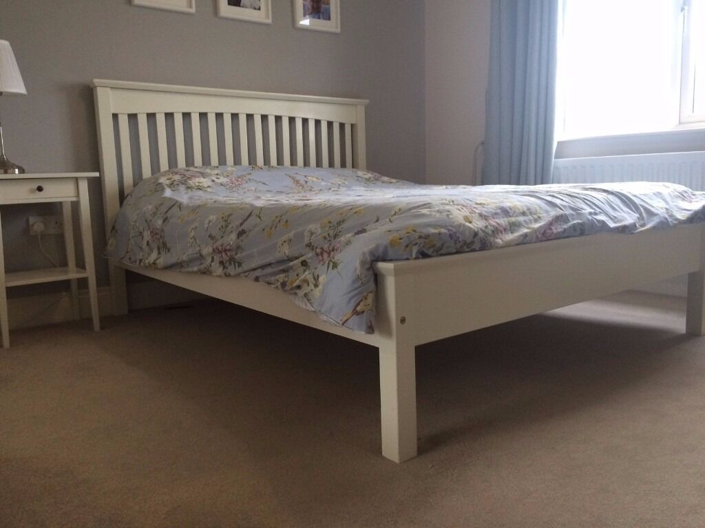 Ms Bedroom Furniture King Size Bed Frame Hastings Ivory Bed Frame Ms In Four