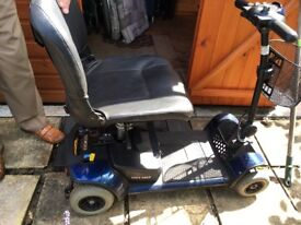 Good quality scooter. Selling as downsizing to smaller model.