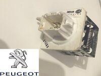 Peugeot 206 6 Pin Heater Resistor Element Core