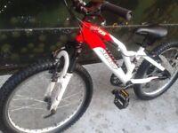 MONTY KYS Kids Trails Bike Off Road Down Hill Mountain 20 inch