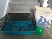 Hamster pet cage