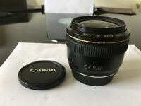 Canon EF 28mm F1.8 Prime Lens Very Good Condition - Very Sharp