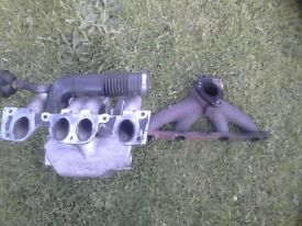 Rover 100, Peugeot 106, Citroen AX and SAXO. 1.5 Diesel Manifolds