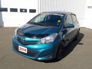 2014 Toyota Yaris LE-FULLY  RECONDITION