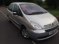 2007 Citroen Picasso desire 1.6 ( 1560 cc ) cheap insurance model Mpv # 2 owners # low mileage