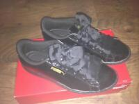 Puma Lace Up Pumps. Size 4 **Like New In Box**