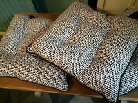 Comfy Cushion pads with ties