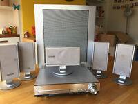Panasonic SA-MT1 DVD system with 5.1 surround sound