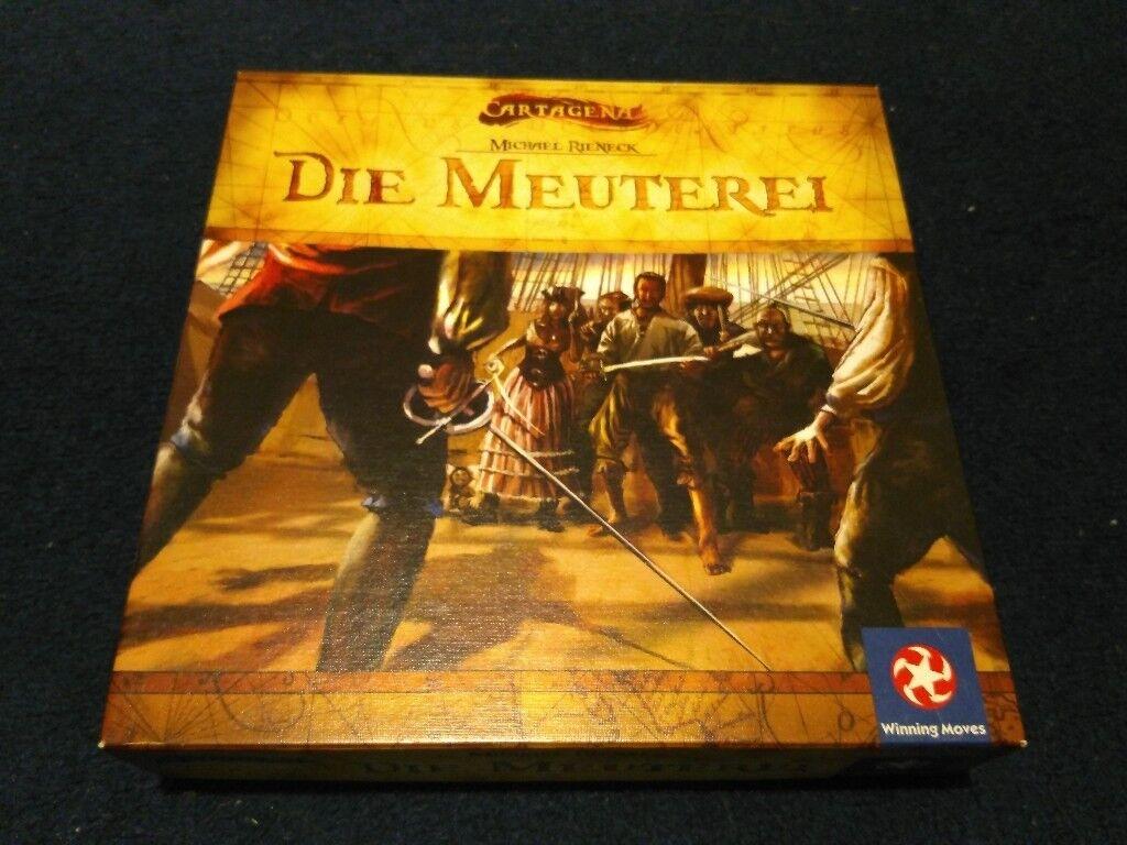 Cartagena 4 : Die Meuterei - Board Game