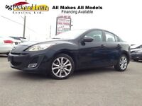2011 Mazda MAZDA3 GT!!!   CERTIFIED AND E TESTED!!!