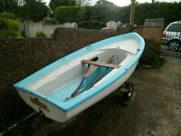 Otter Sailing Dinghy