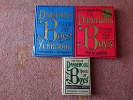 Dangerous Books for Boys Collection