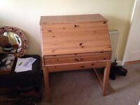 Wooden Bureau/desk