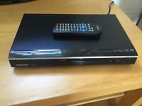 Toshiba DVD Player - black, in good condition, incl. remote control