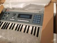 AKAI VX600 - VINTAGE ANALOG SYNTH BOXED MINT CONDITION!!!