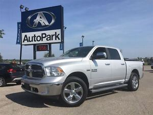 2015 Ram 1500 SLT/ Lined Bed & Box/ Tow Hitch Receiver