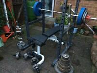 Olympic weightlifting equipment