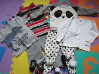 Bundle of Baby Boy Clothes (18-24 months)