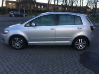 VW Golf Plus 63 plate (Dec 13) 24,000 miles excellent condition £7,500ono