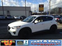 2014 Mazda CX-5 GT| AWD| LEATHER| BACKUP CAM| SUNROOF| 58,541KMS