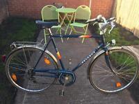 Peugeot vintage bike carbolite