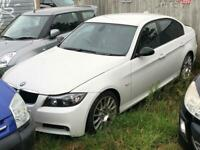 BREAKING Bmw 3 series 320SI E90 in white
