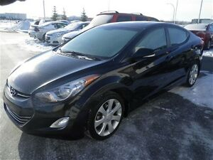 2013 Hyundai Elantra LIMITED - heated leather seats alloys sunro