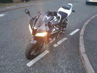 Honda CBR 600RR 2007 NEW FACE !