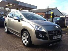 Peugeot 3008 1.6 THP Exclusive 5dr (grey) 2010