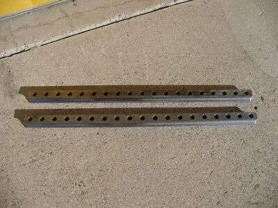 Hurco Bmc-4020 45 Bosch Rexroth Star Linear Block Bearings Rails 1821-42x-10 39