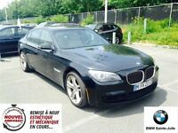 2012 BMW 750i xDrive M Sport + Executive + Apps