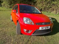 Ford Fiesta ST 2007 59,500 miles Manual 2.0L Petrol. A cherished car in excellent condition.