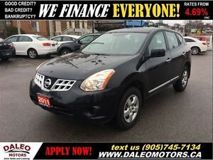 2011 Nissan Rogue S NO CREDIT CHECK LEASE PLANS