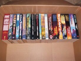 SCIENCE FICTION SCI FI BOOKS COLLECTABLE all listed. Sean Williams & Shane Dix. Frank Herbert & more