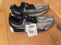 NMD Glitch Camo PK Edition Unisex Boys Girls Trainers Sneakers Shoes Footwear Size 5