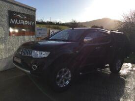 2013 Mitsubishi l200 warrior Finance available