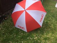 LARGE PIMMS UMBRELLA