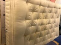 King size oppulance mattress with topper